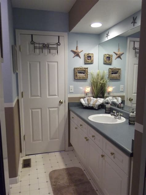 Beachy Bathroom Ideas | beach bathroom ideas to get your bathroom transformed