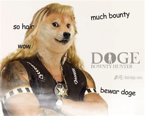 Doge Dog Meme - doge the bownty hunter doge meme dog memes pinterest