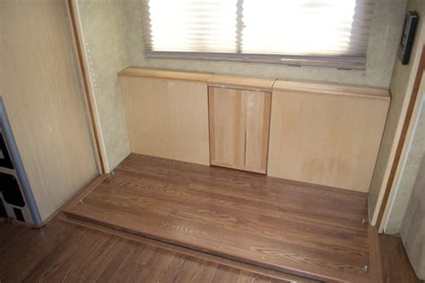 rv dinette table replacement a great room replacing an rv dinette