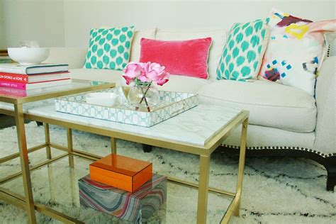 Diy Marble Coffee Table Diy Marble Gold Coffee Table Darleen A Lifestyle Design