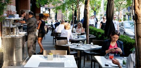 Yorkville Patios by Our Favourite Yorkville Patios