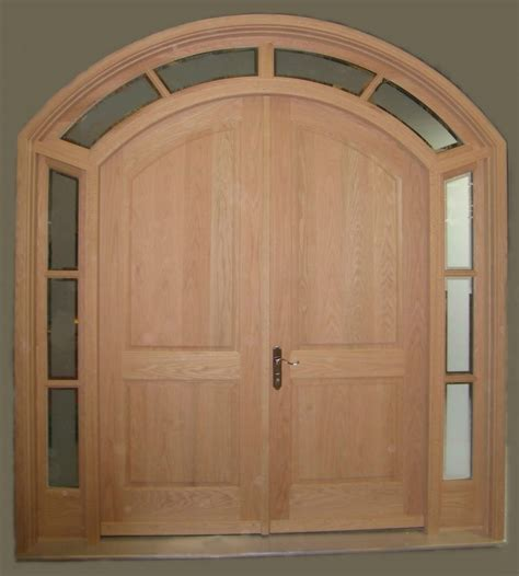 Arch Top Exterior Doors Millcraft Systems Wood Doors Windows Transoms