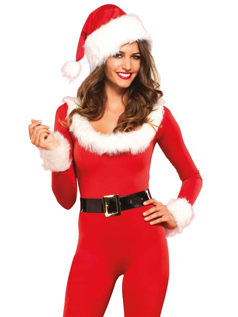 imagenes de santa claus mujer sexi hochwertiges weihnachtsfrau kost 252 m mit accessoires