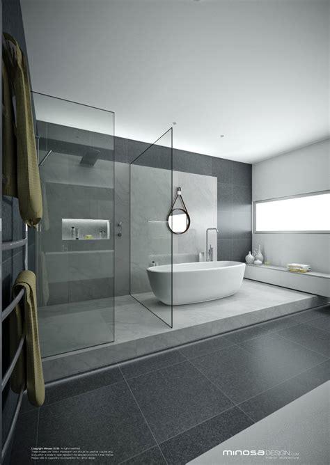 minosa  real showstopper modern bathroom