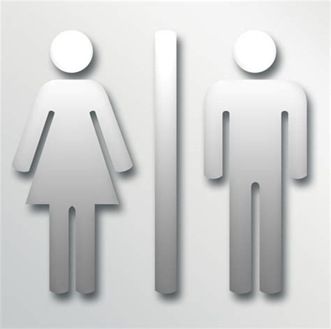 male female bathroom sign images male female restroom sign