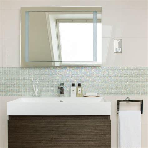 white mosaic tiled bathroom decorating ideal home tile designs ideas model decor