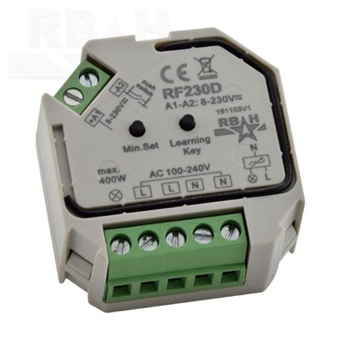 led len dimmen 230v 230v led dimmer afstandsbediening puls