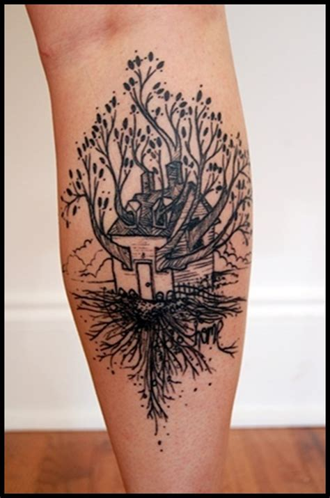 family tree tattoo for men tree designs