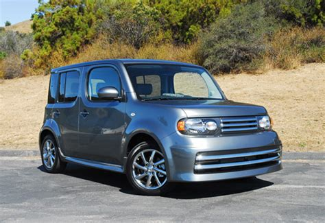 2009 Nissan Cube Review by 2009 Nissan Cube Krom Review Test Drive