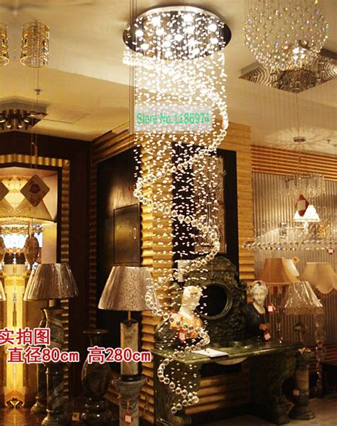 stairway chandelier stairnwell lighting chandeliers gu10 led bulbs