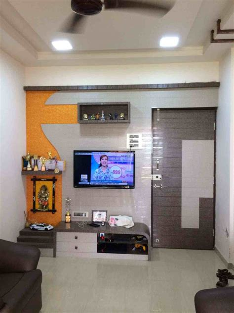 indian home interior design  middle class archdsgn