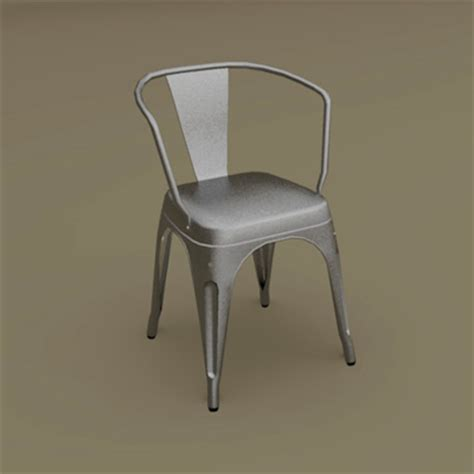 Marais Armchair by Marais A56 Armchair 3d Model Formfonts 3d Models Textures