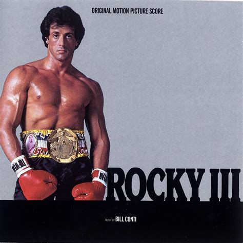 best of rocky soundtrack soundtrack review rocky iii bill conti 1982
