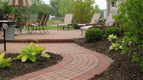 Patios And Walkways by Patio Walkway Sle 31 Evergreen Landscape