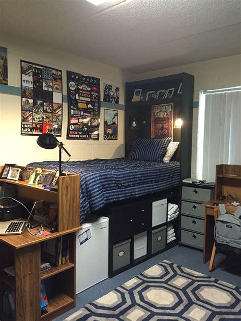 connors dorm  university  florida teen girl bedroom