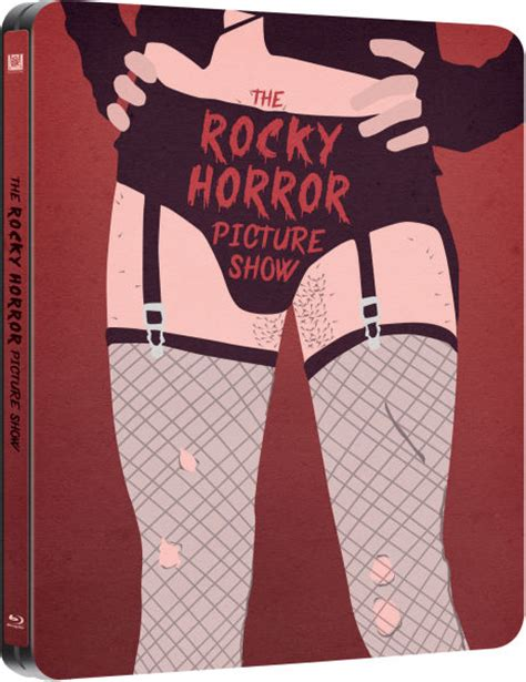 rocky horror picture show book rocky horror picture show limited edition steelbook