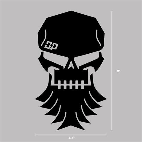 Diesel Power Gear Giveaway - dp skull decal diesel power gear
