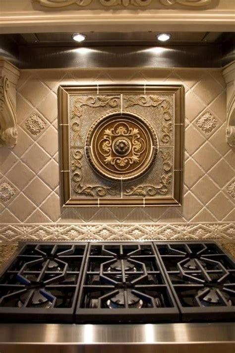 tile medallions for kitchen backsplash wonderful sonoma medallion custom ordered from fiorano tile showrooms traditional