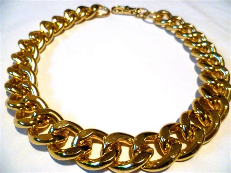 chunky for jewelry ultra bold chunky gold necklace chunky jewelry
