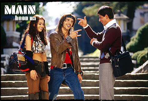 film india main hoon na bollywood at brandeis 187 blog archive 187 discussion of