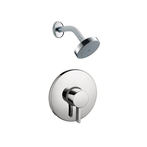 Hansgrohe Shower Faucet by Faucet Hg Pb001000 In Chrome By Hansgrohe