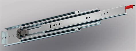 Ikea Push To Open Schublade by Teleskopschienen F 252 R Schubladen Tragkraft 30 Bis 90 Kg