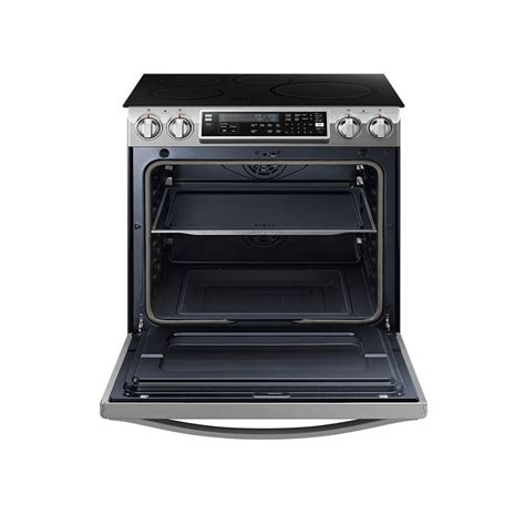 samsung induction range samsung chef collection ne58h9970ws 30 quot slide in induction range payless appliances