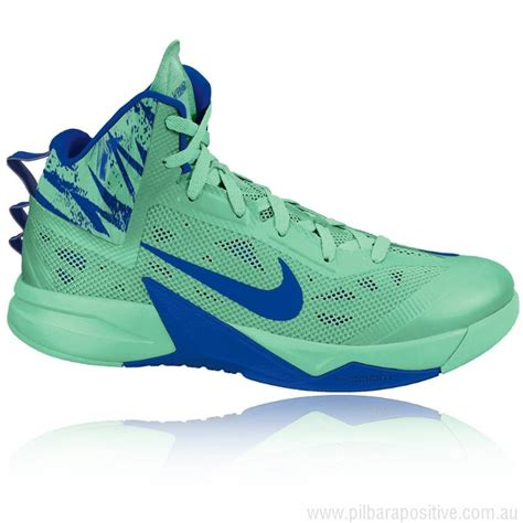 hyperfuse nike basketball shoes nike zoom hyperfuse basketball shoe green