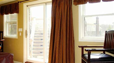 long curtain rod without center support how to hide curtain rod center support curtain