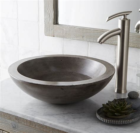 17 inch bathroom sink native trails nsl1705 morro 17 inch nativestone vessel