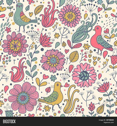 imagenes relleno web vector y foto palomas en flores patr 243 n bigstock