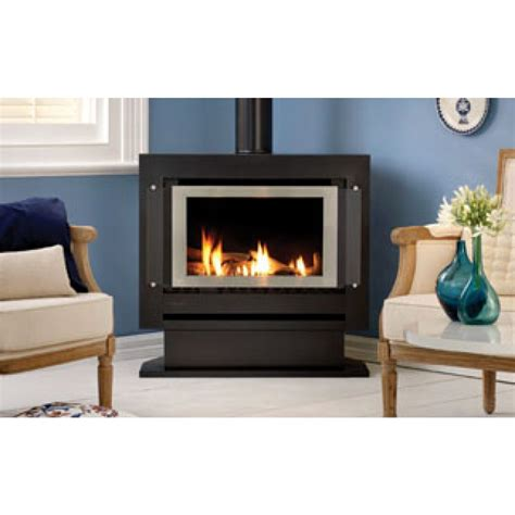 escea fs730 freestanding gas fireplace