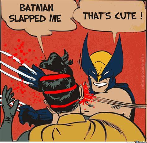 Batman And Robin Slap Meme - 15 of the most unique batman slapping robin memes