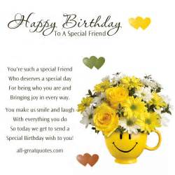 special friend birthday verses for cards 10 best happy birthday quotes for your best friend happy