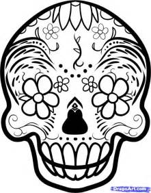 dia de los muertos skull coloring pages dia de los muertos coloring pages az coloring pages