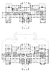 mansion floor plans free homes mansions floor plans of a mansion home design