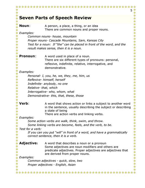 Adjective Essay Exle by Adjective Exles In Sentences Lesupercoin Printables Worksheets