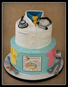 Doctors Cake Ideas A Cake For A Doctor Bday Or Graduation Great
