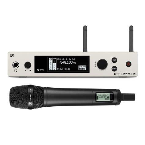 Mic Wirelles Sennheiser Ew 135 G4 sennheiser ew 500 g4 wireless microphone system with 965 ch38 at gear4music