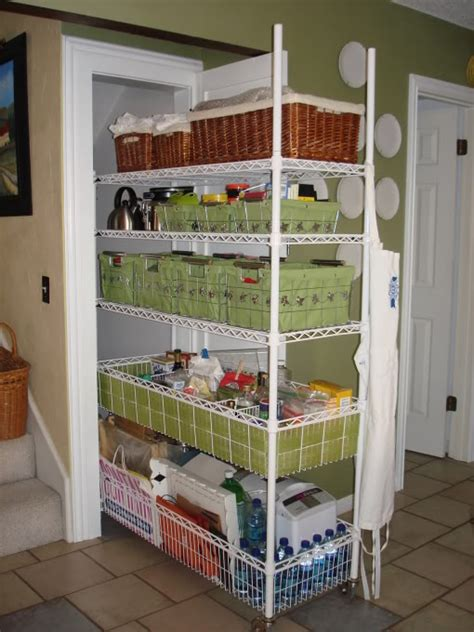 Roll Out Pantry Shelves by 37 Creative Storage Solutions To Organize All Your Food