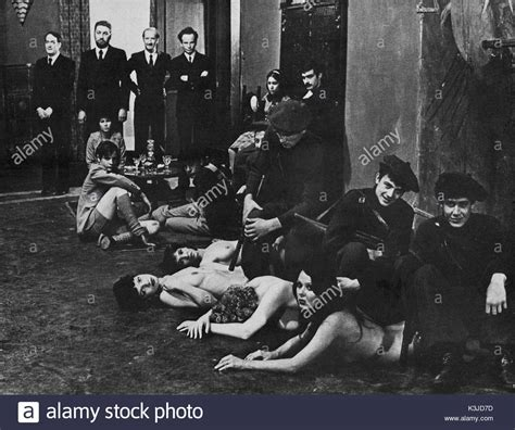 The 120 Days Of Sodom salo black and white stock photos images alamy