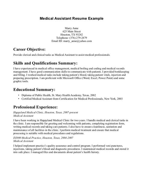 Certified Dental Assistant Resume Certified Nursing Assistant Resume Objective Dental