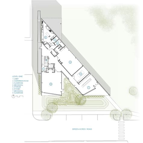 Architecture Floor Plans Gallery Of Fayetteville Montessori Elementary