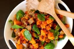 greek panzanella the curvy carrot spinach the curvy carrot