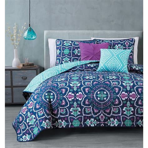 purple medallion bedding 68 best images about girls room on pinterest twin xl