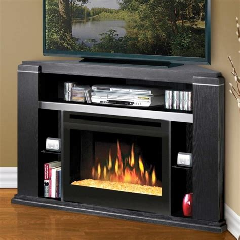 small fireplace tv stand small corner electric fireplace tv stand wildon home 14