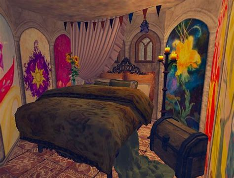 rapunzel bedroom 73 best tangled tower artwork images on pinterest