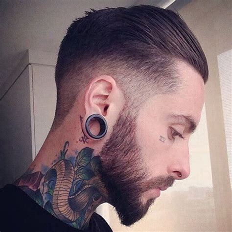 cat tattoo ear piercing prices boys face piercing ideas59 pierced guys pinterest