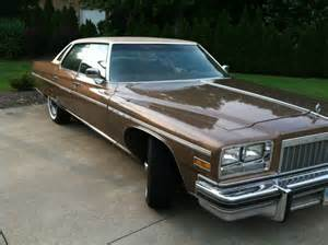 1976 Buick Limited 1976 Buick Electra Limited