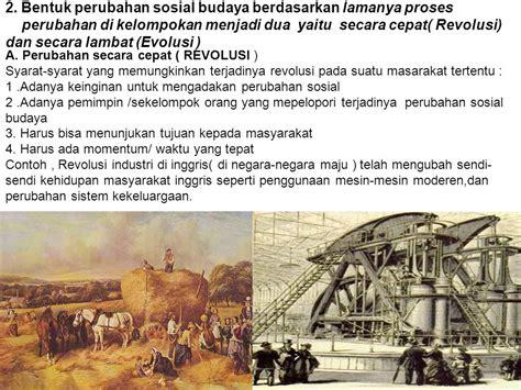 Evolusi Kebudayaan Diskon 10 bab 2 perubahan sosial budaya ppt